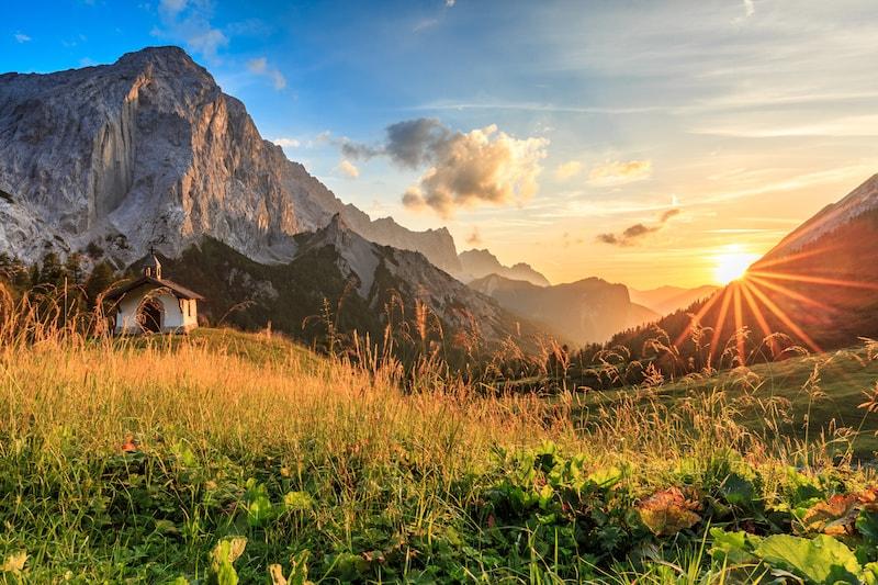 Randonné Autriche